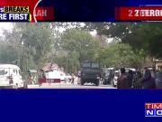 Two terrorists gunned down in Jammu and Kashmir's Baramulla