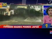 Typhoon Hagibis: Millions affected as Japan hit by biggest cyclone in 6 decades