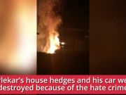 UK: Mumbai man's house set on fire in an act of hate crime