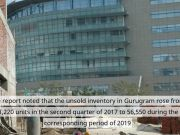 Unsold houses in Gurgaon up by 10 per cent in 2 years: Report