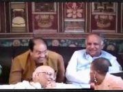 UP CM Yogi Adityanath laughs at ND Tiwari's condolence meet, video goes viral