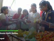 Urban folks experience rustic life on Halli Habba in Bengaluru