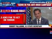 US asks Pakistan to act on terror