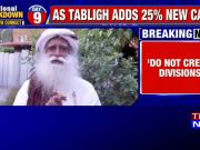 Use social media responsibly, don't create division: Sadhguru appeals amid Coronavirus pandemic