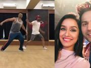 Varun Dhawan injures his knee during dance rehearsals for 'Street Dancer 3D'