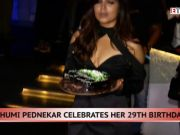 Varun Dhawan, Karan Johar, Vaani Kapoor and other Bollywood celebs attend Bhumi Pednekar's birthday bash