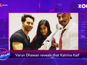 Varun Dhawan reveals that Katrina Kaif called him before exiting 'Street Dance 3D'