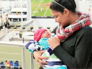 Veena Malik releases son Abram's pictures – Exclusive