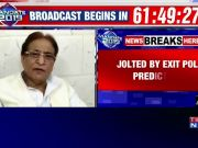 #VerdictWithTimes: Azam Khan alleges 'foreign hand' in exit polls