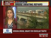 Versova creek bridge awaits repair work despite fund allocation