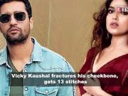 Vicky Kaushal injured on film set; Meet Sara Ali Khan's new friend from the New York City, and more