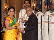 Vidya Balan, Kamal Haasan receive Padma Awards