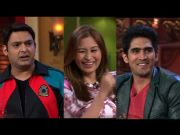 Vijender and Jwala Gutta in Comedy Nights with Kapil