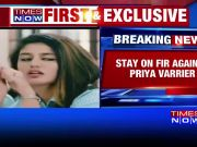 Viral song row: SC stays FIR against Priya Prakash Varrier