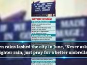 Viral: Wisecrack church signs in Mumbai seek to lure younger faithfuls