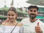 Virat Kohli and Anushka Sharma's Melbourne video goes viral; fans go crazy