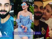 Virat Kohli and Anushka Sharma spending quality time in England