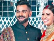Virat Kohli says there is no room for competition with Anushka Sharma