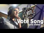 Vote Song - Official Lyric Video - STR   STR, VTV Ganesh