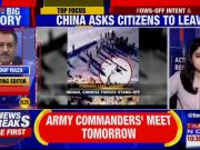 Watch: Army buildup, escalating India-China border tensions