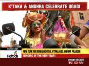 Watch: Gudi Padwa celebrations in Mumbai
