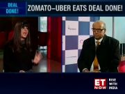 Watch: Info Edge's Sanjeev Bikhchandani on Zomato-UberEats $350 mn deal