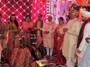 Watch PM Modi at Shatrughan Sinha's son's wedding