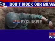 Watch soldiers risk lives to neutralise unexploded shell fired by Pak Army