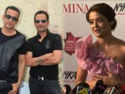 Watch: Surveen Chawla sings song for Meet Bros