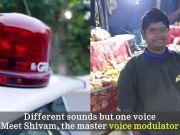 Watch: This Greater Noida kid is a genius voice modulator
