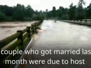 Wayanad district officials arrange Kerala couple's wedding reception in relief camp