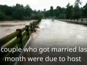 Wayanad district officials arrange Kerala couple's wedding reception in relief camp