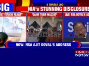 """We need to isolate those who back terrorism"": NSA Ajit Doval"