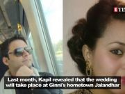 Wedding details of Kapil Sharma and Ginni Chatrath revealed