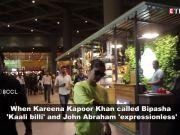 When Kareena Kapoor Khan called Bipasha 'Kaali billi' and John Abraham 'expressionless'