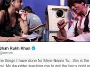 When Suhana Khan taught dad Shah Rukh on the sets of 'Zero'; Public review of Sara Ali Khan's debut movie 'Kedarnath', and more