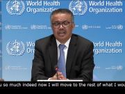 WHO temporarily halts studies of hydroxychloroquine in its Solidarity Trial
