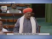 Why are there traffic jams if automobile sales declining: Virendra Singh, BJP MP
