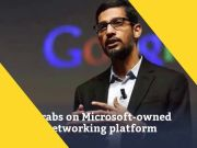 Why LinkedIn users applied for Sundar Pichai's job