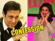 Why Parineeti scared of Govinda ?