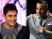 Why Russell Peters asks Aamir Khan to Shut Up ?
