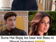 Wife Bipasha Basu posted a meme on hubby Karan Singh Grover and we can't stop laughing