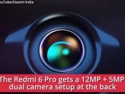 Xiaomi Redmi 6 Pro: All you need to know