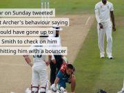 Yuvraj's cheeky reply to Akhtar's tweet on Archer