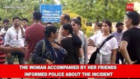 Agra: Female tourist allegedly molested while taking selfie inside monument