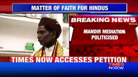 Ayodhya row: Teesta Setalvad leads anti-Mandir activists