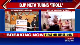 BJP MLA slams Virat, Anushka over lavish Italian wedding