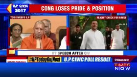 BJP wins UP civic poll, Yogi says results show people have faith in ruling govt