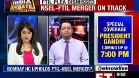 Bombay high court dismisses challenge to FTIL-NSEL merger