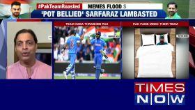 Brainless captaincy: Shoaib Akhtar slams Pakistan captain after defeat to India